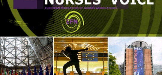 EFN provides nurses' input to the EU High-Level Roundtable on digital skills for the health workforce