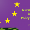 """Book Launch """"Nurses' Voice in the EU Policy Process"""""""