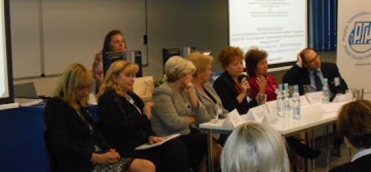 Polish Nurses Association organises event on the implementation of Directive 32/2010/EC