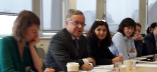 European Solidarity Corps – Health stakeholder informal meeting