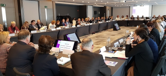 EFN Members in Brussels for the 109th EFN General Assembly