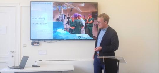 Nurses and the uptake of innovation in hospitals through skills development