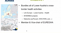 Healthcare in Cross-Border Regions