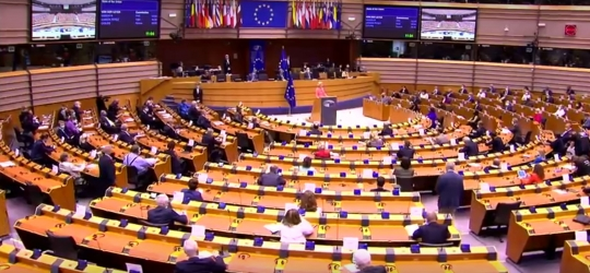 State of the European Union Speech – 2020