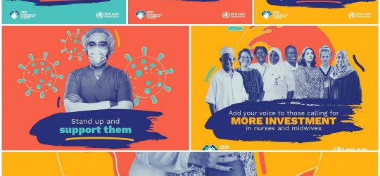 State of the World's Nursing 2020 Report Just Published!