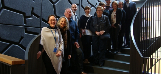 2nd Transnational meeting of QualMent EU project in Oulu, Finland