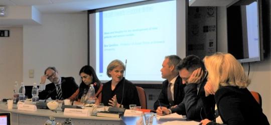 Nurses key partners in re-defining the path towards a European welfare