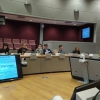 The EFN participating in the Coalition for Vaccination meeting