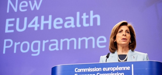 Entry into force of EU4Health programme