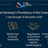 New EU Trio Presidency (Germany, Portugal and Slovenia)