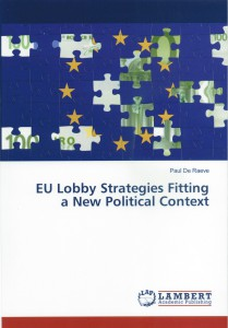 Book Cover - EU Lobby Strategies