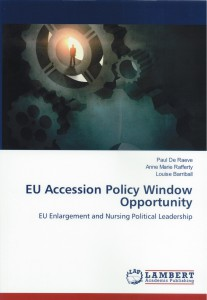 Book cover - EU Accession Policy