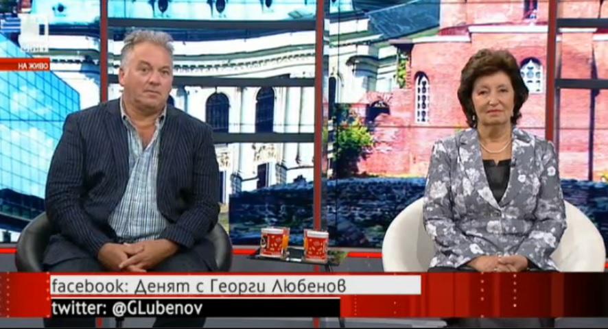 Paul & Milka on TV
